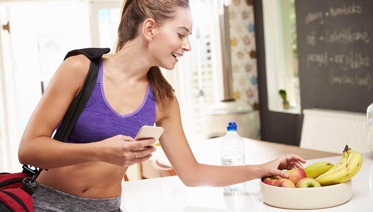 Ernährungsplan zum Abnehmen / Diätplan zum Abnehmplan