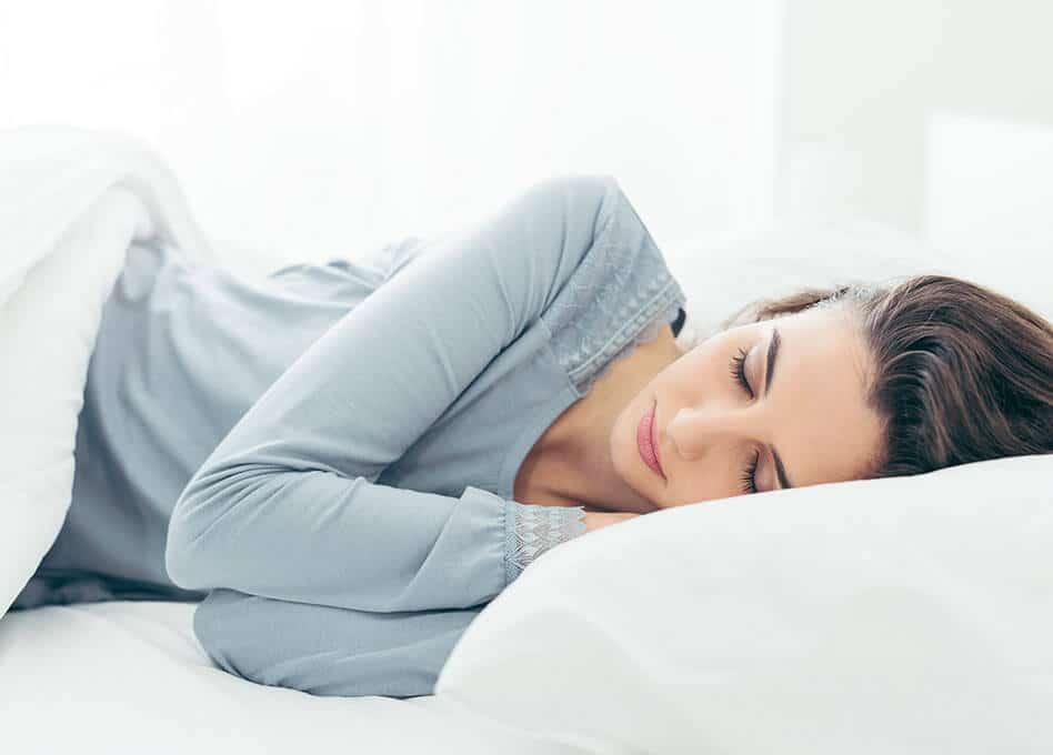 Ausreichender und guter Schlaf ist wichtig für Gewichtsverlust