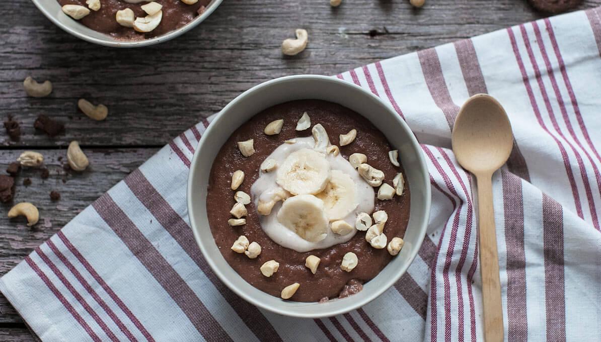 Upfit Schoko Porridge