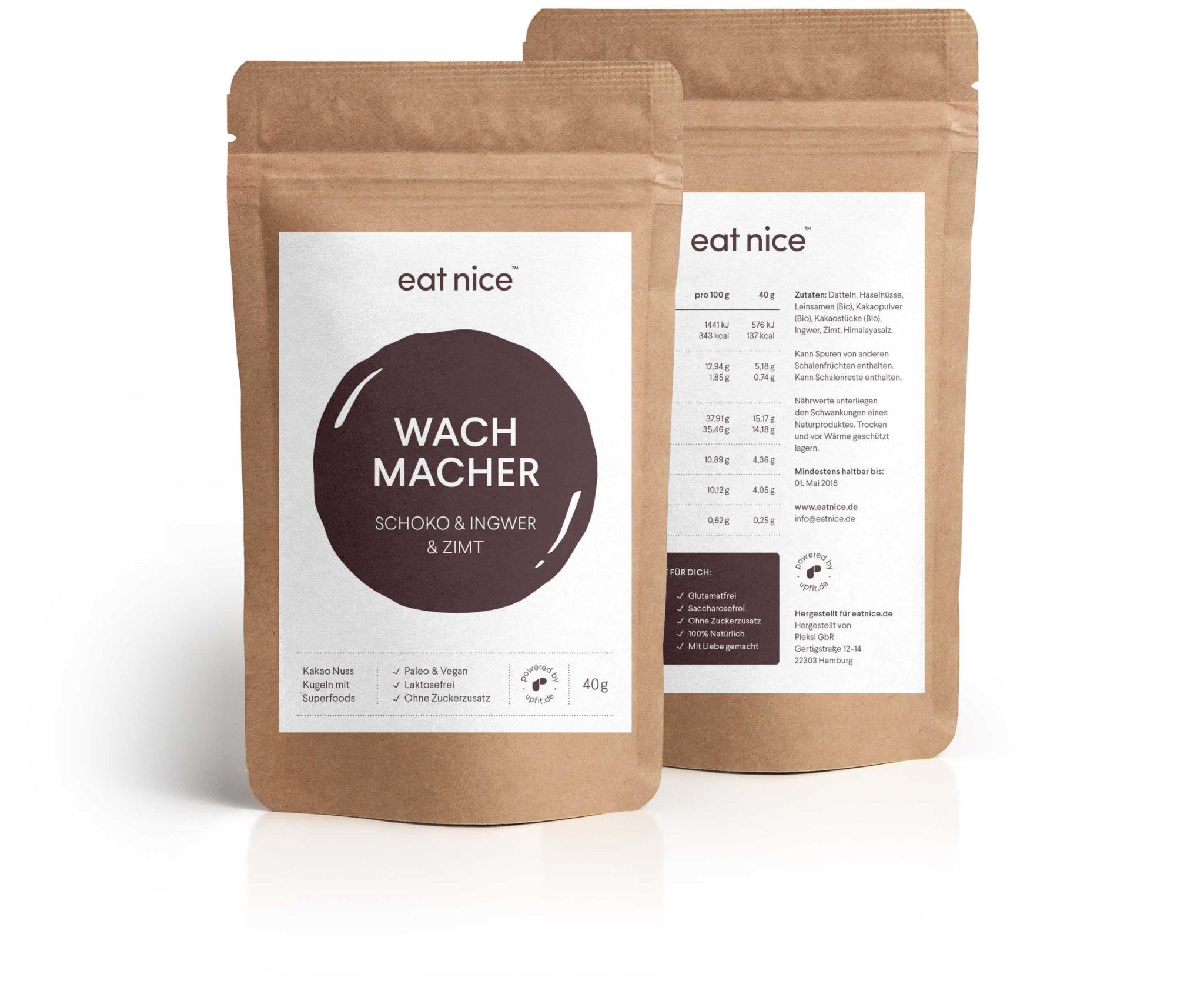 Eat Nice Wachmacher
