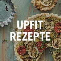 Upfit Rezepte Auswahl